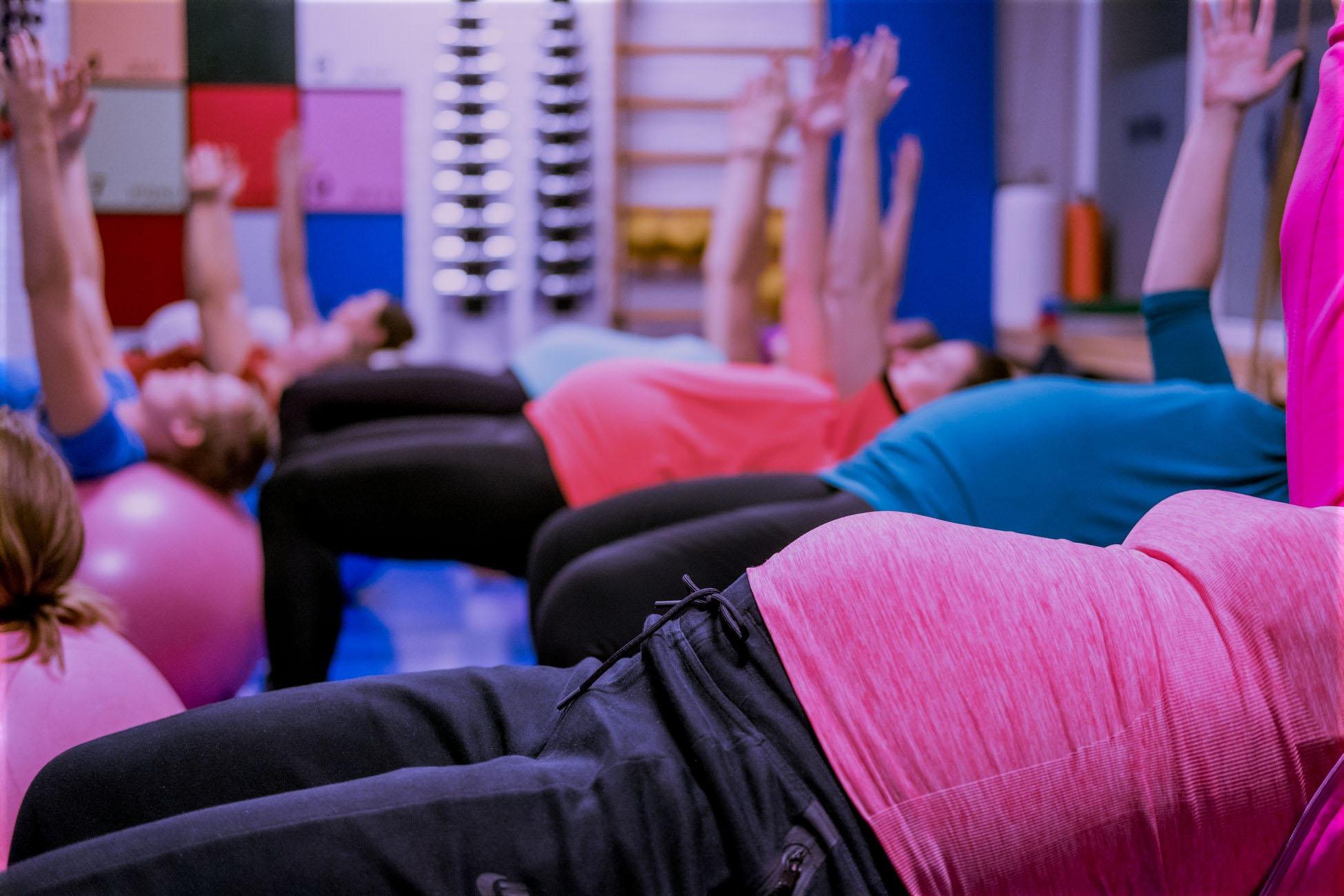 Fysiotherapie tijdens zwangerschap