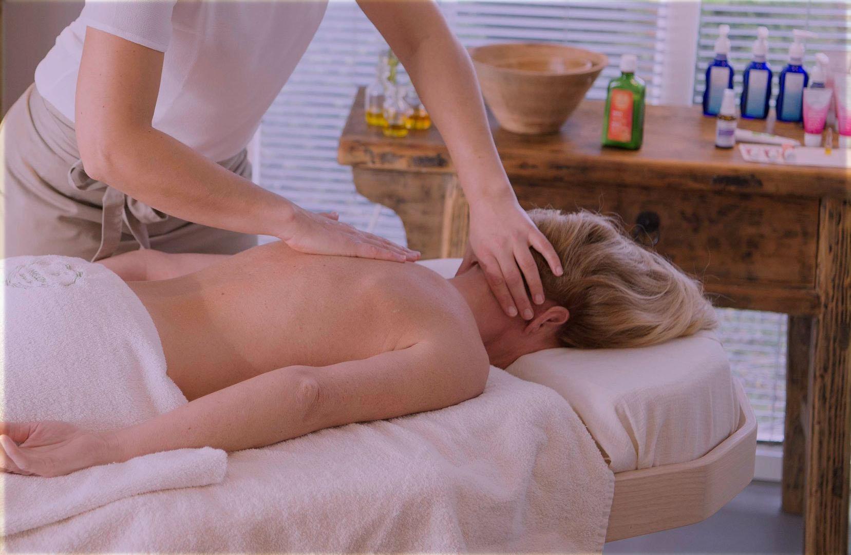 klassieke massage en vitaal ouder worden